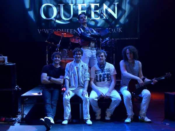 UK Queen Performing at OllieFest 2019