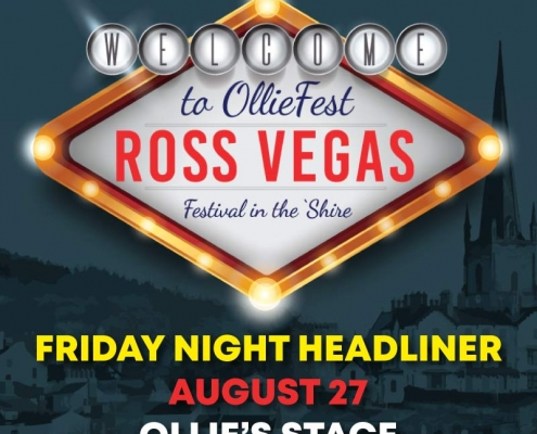 Friday Night, Ollie's Stage Headliners
